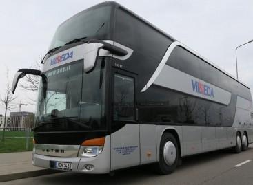 Lietuvoje – dar vienas naujas modernus autobusas