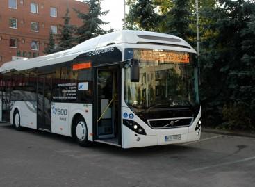 Talino vežėjai patenkinti hibridiniais autobusais