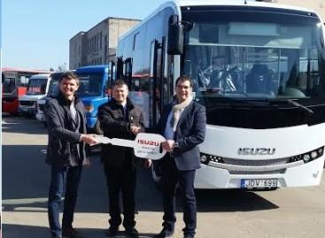 Vilniaus rajono keliais važinės neįgaliesiems pritaikytas autobusas