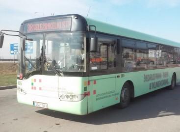 """Vienas iš bendrovės """"Kauno autobusai"""" eksploatuojamų """"Solaris"""" nuvažiavo milijoną kilometrų"""