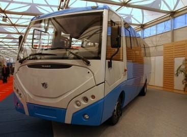 """Rusijos """"Volgabus"""" kuria elektrinį autobusą"""