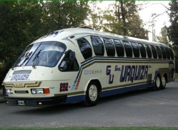 """""""Aerobus Scania 112"""" – neįprastas autobusas iš Buenos Airių"""