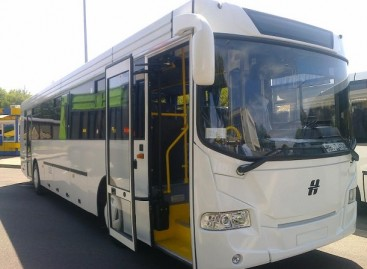 Rokiškėnai susipažino su baltarusiškais autobusais