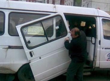 Rusijos mikroautobusai