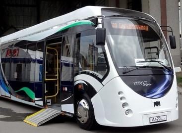 Į Minsko gatves išvažiuos elektriniai autobusai