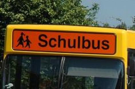 Susisiekimo ministras pristatė mokyklinių autobusų keleivių saugiklius