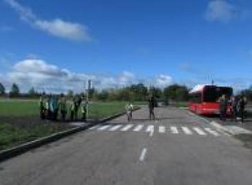 """Bendrovė """"Kauno autobusai"""" moko vaikus važinėti viešuoju transportu"""