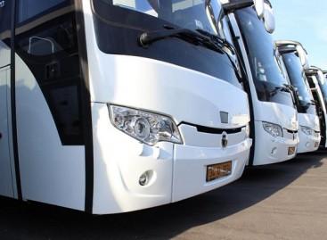 """""""Kautros"""" autobusų parkas pasipildė naujais autobusais"""