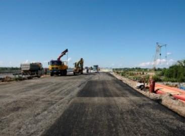 Vilniuje atidaromas Ukmergės gatvės Šiaurinės jungties viadukas
