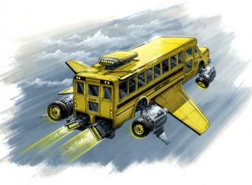Autobusų konceptai