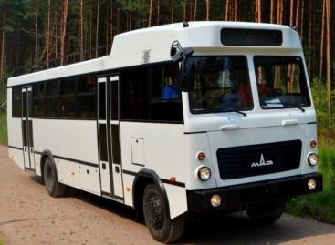 MAZ sukūrė autobusą neturtingoms Afrikos šalims
