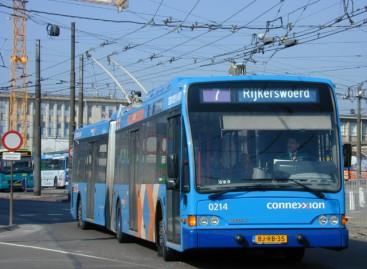 Kaune – troleibusai iš Arnhemo
