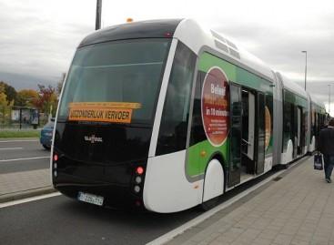 Didiesiems miestams – BRT sistemos