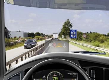 """""""Continental"""" pristatys skaitmeninius projekcinius ekranus autobusams"""
