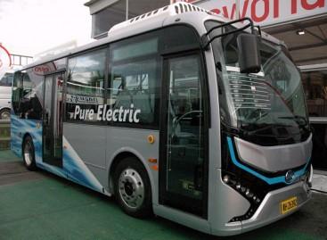 Čekijoje populiarėja elektriniai autobusai