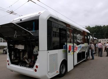 Rudenį vilniečiai turės progos išbandyti turkiškus autobusus