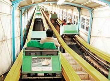 Originali viešojo transporto rūšis Japonijoje