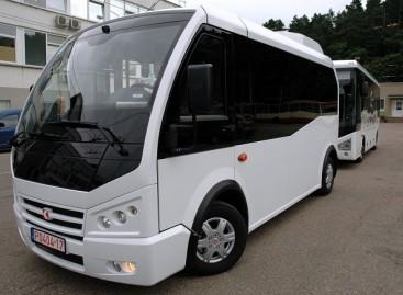 Vilniuje – iki šiol Lietuvoje nematytų autobusų pristatymas