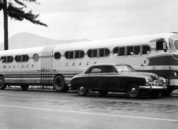 1946-ųjų amerikietiškas ateities autobusas