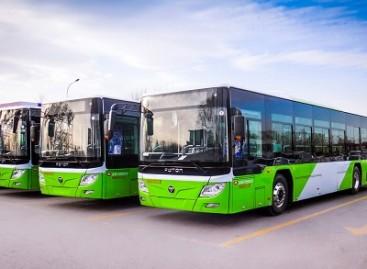 Pekine – didžiulė elektrinių autobusų įkrovimo stotis