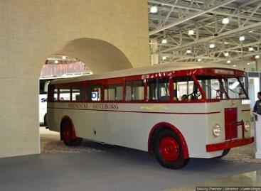 """""""Scania LRA 654"""" – iš praėjusio amžiaus vidurio"""