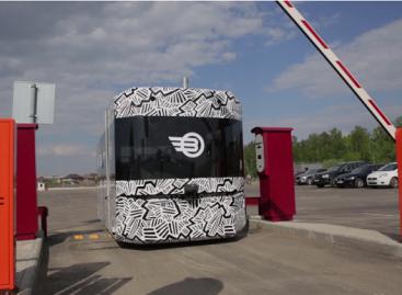 """""""Volgabus"""" pristatė pirmąjį bepilotį autobusą (video)"""