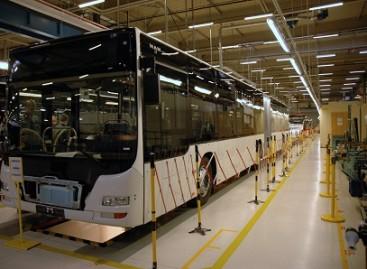 Tbilisyje važinės 143 nauji dujiniai MAN autobusai