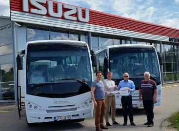 "Estijai – ""Isuzu"" autobusai"