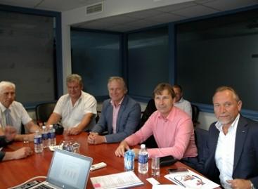 Aktualiausias problemas aptarė Keleivinio transporto taryba