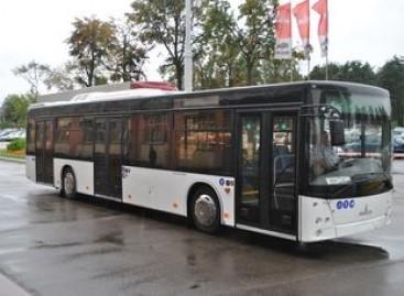 MAZ sukūrė autobusą Vokietijai