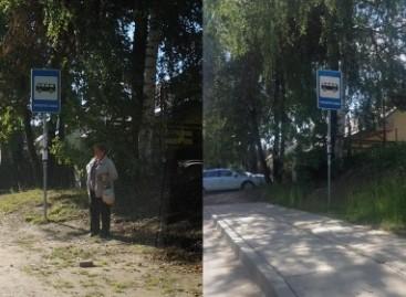 Vilniaus pakraščiuose šiemet – 100 patogesnių ir saugesnių transporto laukimo aikštelių