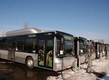Sostinės vežėjai renkasi autobusų veiklos nuomą
