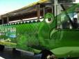 Neįprasti ir keisti autobusai