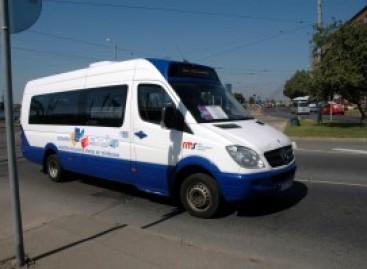 Gerai besimokantys studentai Rygos maršrutiniais mikroautobusais galės važinėti nemokamai