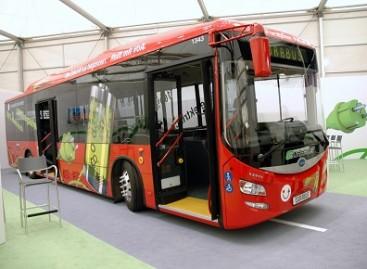 Azerbaidžane surinkinės elektrinius autobusus