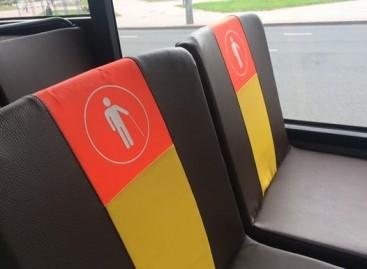 Baltarusijos autobusuose ir troleibusuose – naujai pažymėtos vietos neįgaliesiems