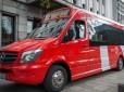 Kauno autobusų parką papildė nauji mažieji autobusai
