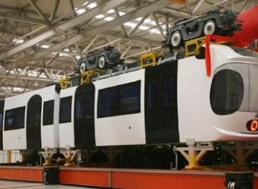 Kinijoje sukurta nauja viešojo transporto rūšis