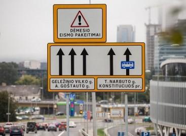 Vienoje judriausių sostinės sankryžų – eismo pakeitimai