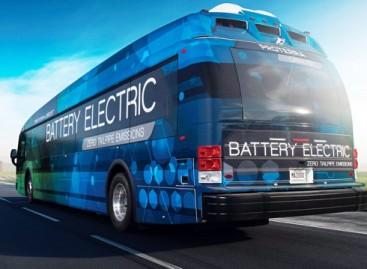 Elektrinis autobusas vieną kartą įkrautas nuvažiavo tūkstantį kilometrų