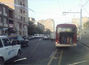 Juokeliai, susiję su autobusais