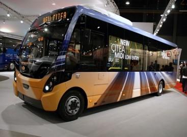 Olandai kuria skruzdžių rūgštimi varomą autobusą