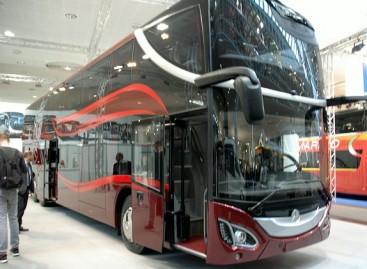 Parodoje Hanoveryje – Egipte surinktas autobusas