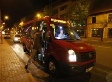 Iki pavasario nevažinės naktiniai autobusai Klaipėdoje