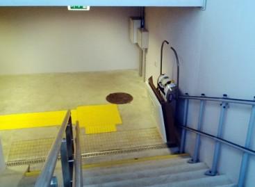 Pilaitės prospekte – nauja saugi požeminė pėsčiųjų perėja