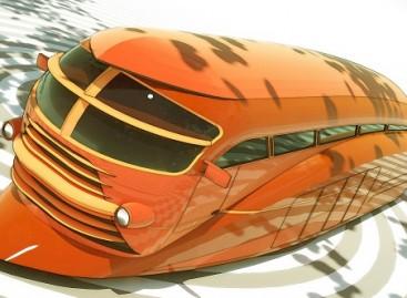 Kaip praeities menininkai įsivaizdavo ateities transportą