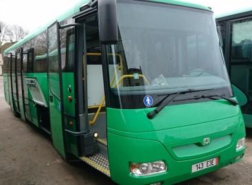Latvijos vežėjai renkasi SOR autobusus