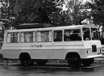 Įdomiausi sovietiniai autobusai