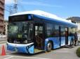 """Tokijuje – vandeniliniai """"Toyota FC Bus"""""""