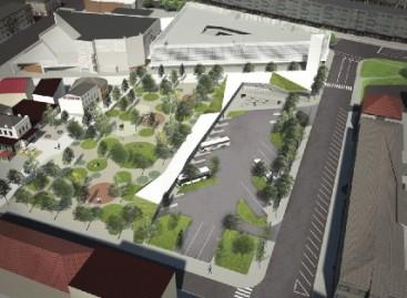 Panevėžio autobusų stoties vizijai pritarė Verslo taryba